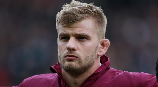 George Kruis has been given a three-week ban