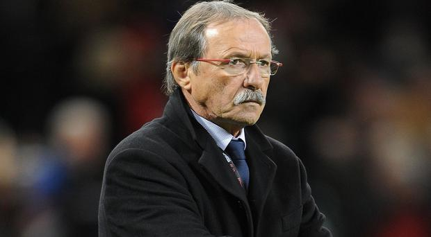 Italy head coach Jacques Brunel has named four uncapped players in his Six Nations squad