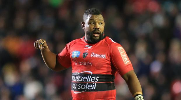 Steffon Armitage was among the tryscorers as Toulon hammered Ulster on Saturday