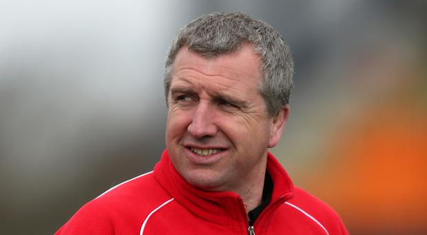Lyn Jones, pictured, has brought Nick Crosswell to Newport Gwent Dragons