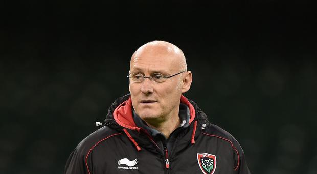 Bernard Laporte is looking to guide Toulon to a third consecutive European crown