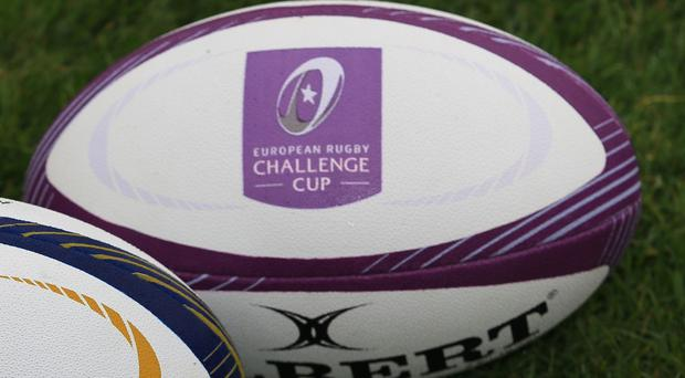 London Welsh suffered a 17-12 defeat to Lyon in the European Challenge Cup