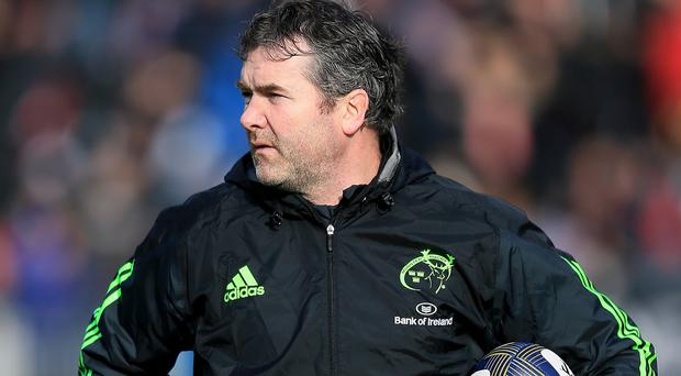 Anthony Foley acknowledged December's home loss to Clermont had cost his side dear