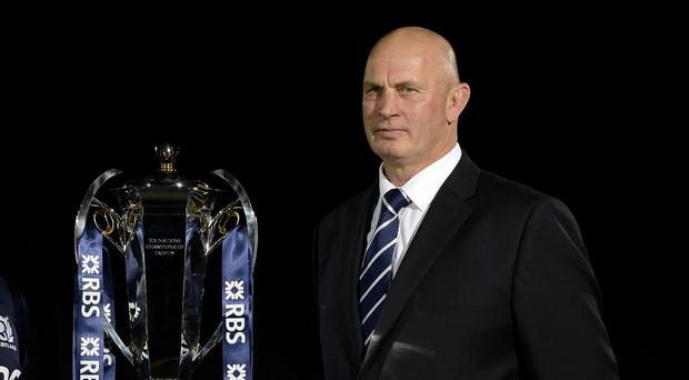 Scotland boss Vern Cotter, pictured, is wary of old friend and new foe, Ireland boss Joe Schmidt