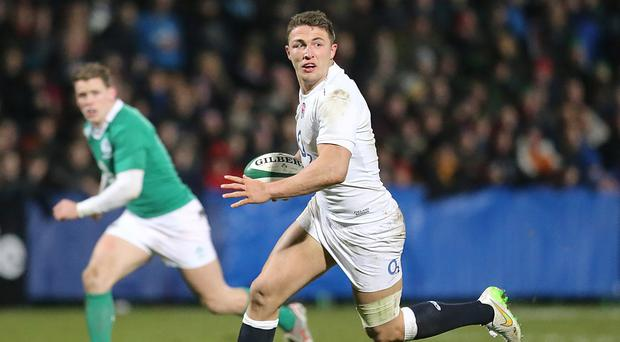 Sam Burgess had a disappointing Saxons debut