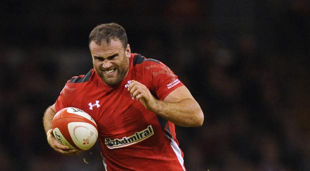 Wales centre Jamie Roberts hailed a special achievement