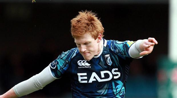Rhys Patchell played a key role in Cardiff Blues' win
