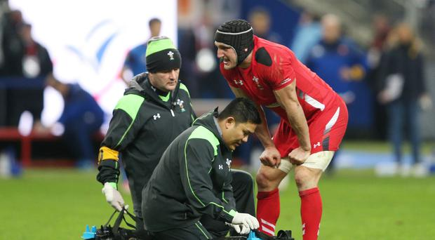 Wales captain Sam Warburton should be fit to lead his country in the crunch RBS 6 Nations game against Ireland on March 14