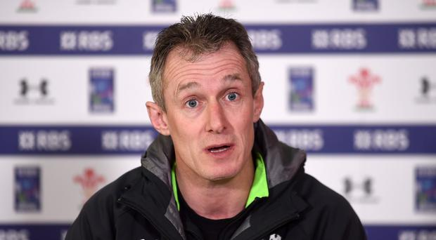 Wales assistant coach Rob Howley wants to see more tries being scored in modern rugby