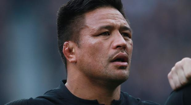 New Zealand's Keven Mealamu made a record 163rd appearance in Super Rugby
