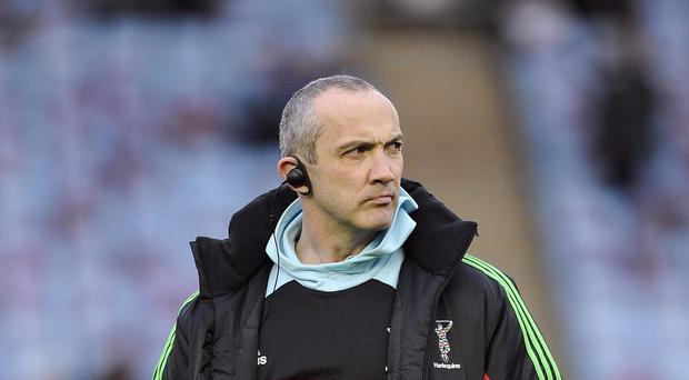 Harlequins director of rugby Conor O'Shea, pictured, wants changes