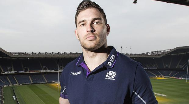 Sean Lamont's Six Nations campaign is over