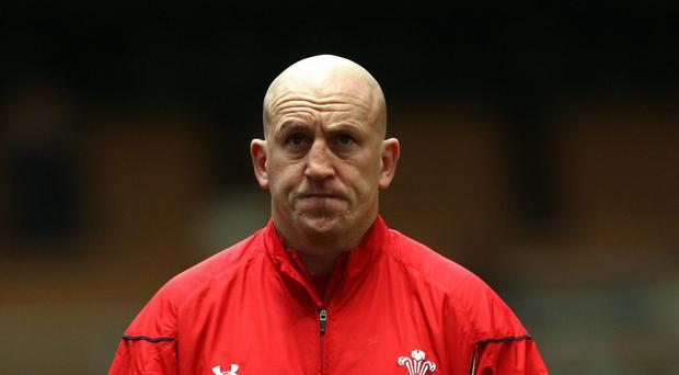 Wales assistant coach Shaun Edwards is impressed with Tomas Francis