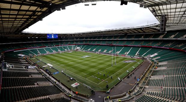 Twickenham Stadium will host several matches at this year's Rugby World Cup