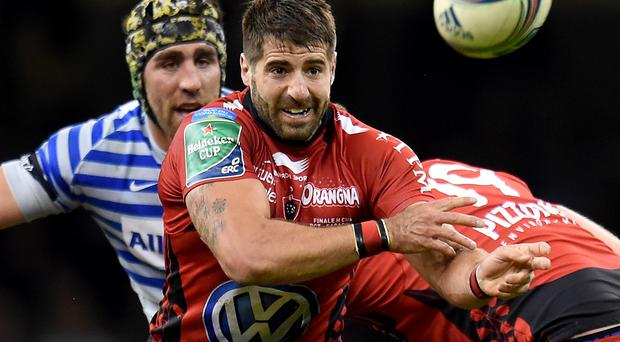 Sebastien Tillous-Borde comes into the France starting line-up this weekend