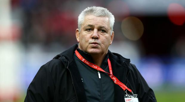 Ireland captain Paul O'Connell has hailed Wales boss Warren Gatland, pictured, as an