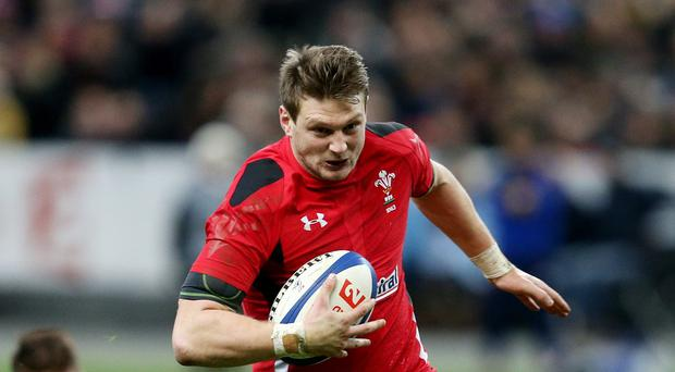 Fly-half Dan Biggar helped Wales relaunch their title hopes with victory over Ireland