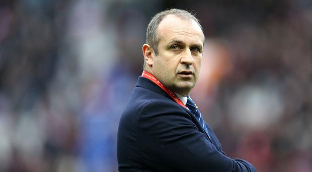France head coach Philippe Saint Andre was pleased to see his side get back to winning ways against Italy