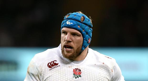 James Haskell was part of the England squad that won the Six Nations title four years ago