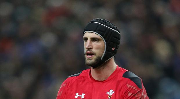 Luke Charteris set a new benchmark for tackles made by an individual in a Six Nations match against Ireland