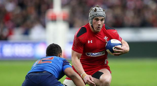 Jonathan Davies is hoping to get his hands on Six Nations silverware this weekend