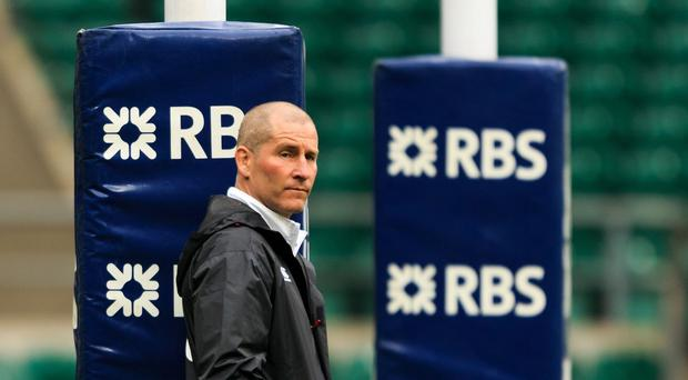 Stuart Lancaster's England are in the box seat to win the RBS 6 Nations title