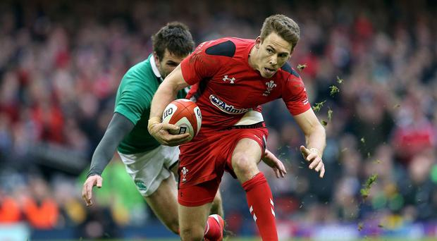 Wales wing Liam Williams has secured his place in the XV