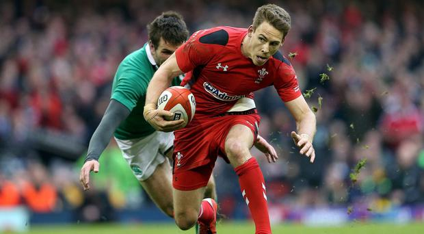 Wales wing Liam Williams will look to impress against Italy