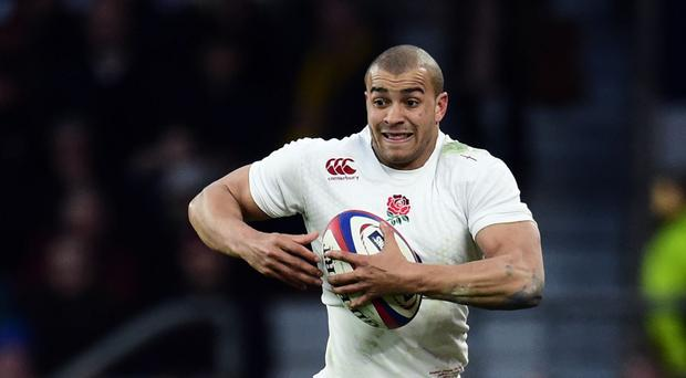 Jonathan Joseph is one of England's four players nominated