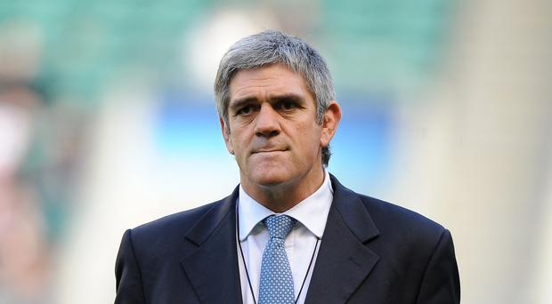 Former South Africa coach Nick Mallett, pictured, has urged England and Stuart Lancaster to avoid conservative thinking