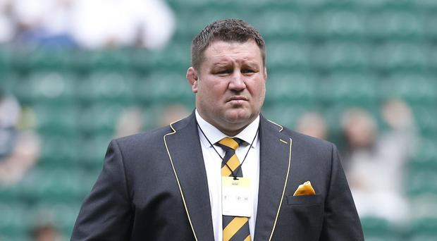 Rugby director Dai Young, pictured, is pleased to welcome Lee Blackett to Wasps' coaching staff
