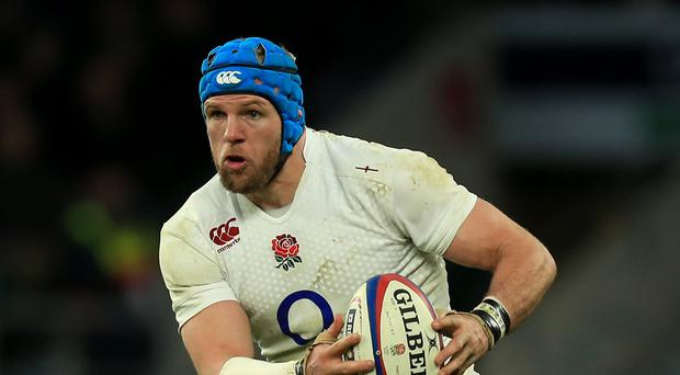 James Haskell has been rested for Wasps' Aviva Premiership clash against Northampton on Friday