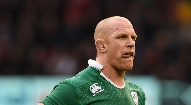Paul O'Connell has been named this season's RBS 6 Nations player of the championship