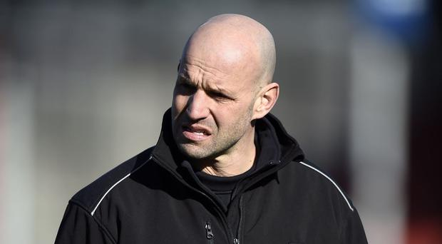 Northampton director of rugby Jim Mallinder, pictured, said George North is