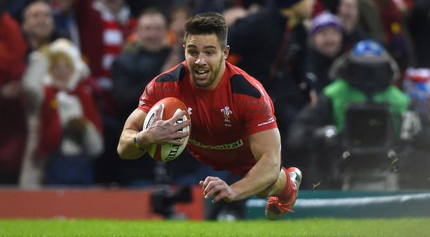 Rhys Webb scored in the Ospreys' crushing defeat of Zebre
