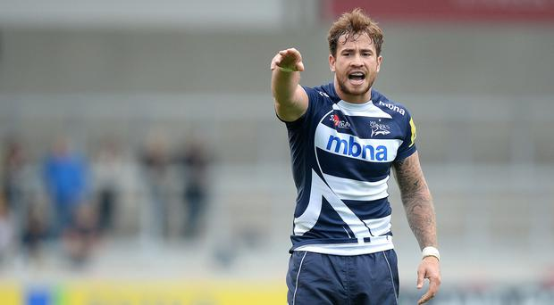 Danny Cipriani's kicking was vital in Sale's win over Gloucester