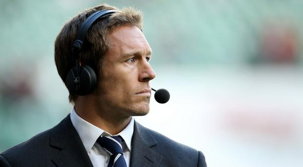 Jonny Wilkinson has played down rumours of him joining England's coaching set-up