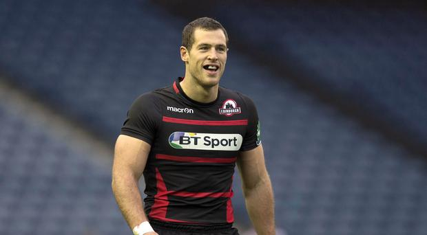 Tim Visser will be a Harlequins player from next season