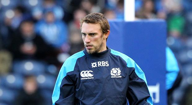Former Scotland scrum-half Mike Blair will join Glasgow this summer