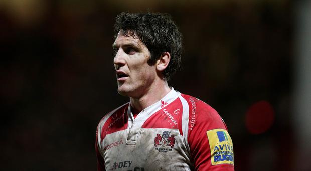 Gloucester's James Hook impressed
