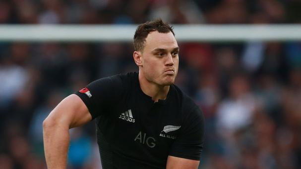 Israel Dagg went over for the visitors
