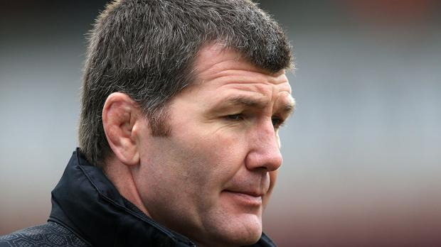 Rob Baxter is boosted by the prospect of silverware