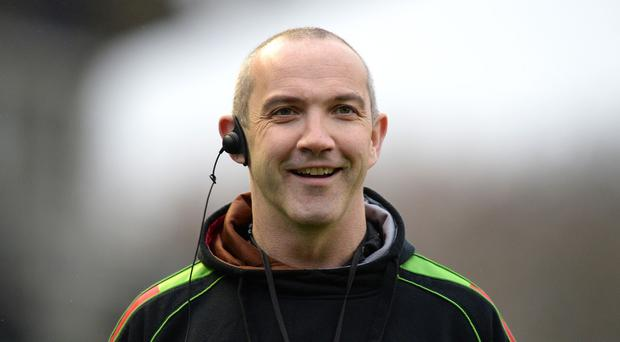 Harlequins rugby director Conor O'Shea, pictured, will welcome Tim Swiel back to the club