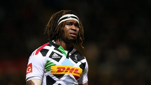 Marland Yarde was among the try scorers for Harlequins