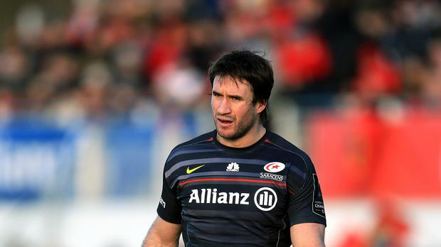 Marcelo Bosch has extended his stay with Saracens