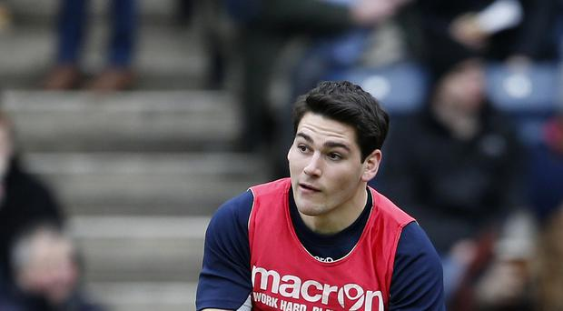 Sam Hidalgo-Clyne was among the points as Edinburgh saw off Newport Gwent Dragons