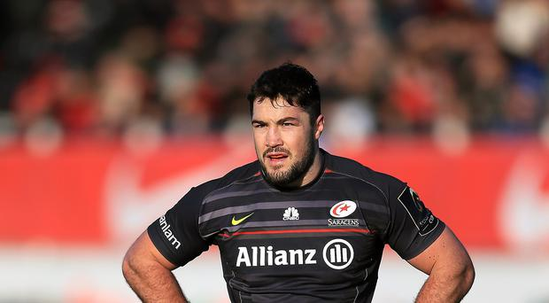 Brad Barritt has urged his Saracens team-mates to keep clear heads against Clermont