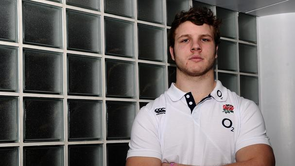 Joe Launchbury is close to regaining full fitness for Wasps
