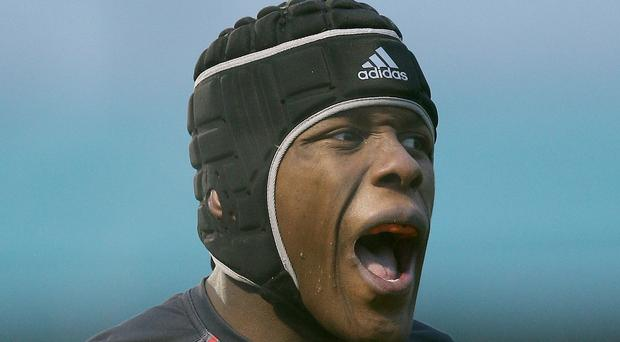 Saracens lock Maro Itoje, pictured, could be on the radar for England's World Cup training squad