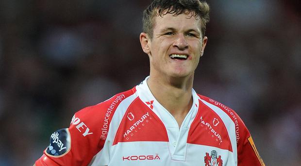 Billy Burns was the last-gasp hero for Gloucester against Newcastle